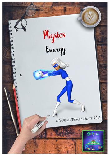 Types of Energy Categorisation Activity