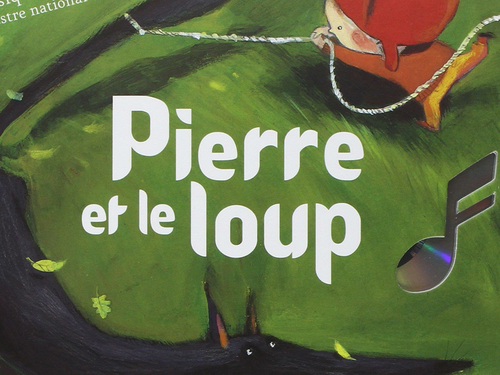 Pierre et le loup - Exercises on characters + animals = personnality