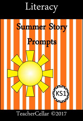 Story Starters for Summer KS1