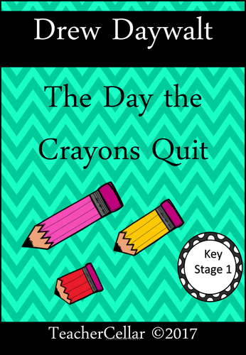 The Day the Crayons Quit Workbook