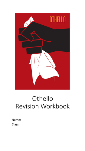 AQA ALevel English Lit B Aspects of Tragedy: Othello Revision