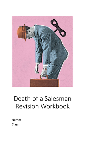 AQA ALevel English Lit Spec B Aspects of Tragedy: Death of a Salesman Revision