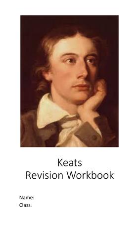 AQA English Lit Spec B Aspects of Tragedy: Keats Revision