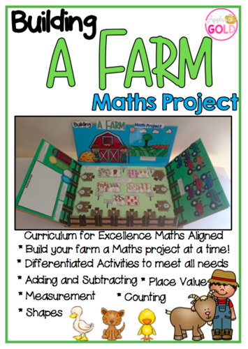 Building a Farm Maths Project