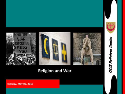 religous war essays This aspect of religion and conflict is discussed in the parallel essay on religion and peace this essay considers some of the means through which religion can be a.