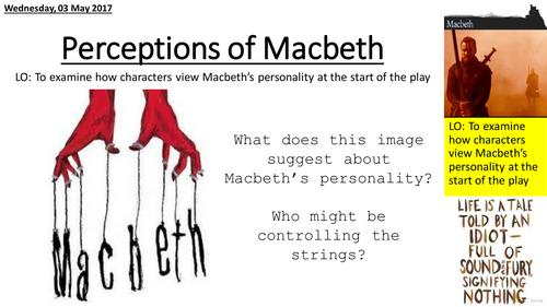 personal view macbeth