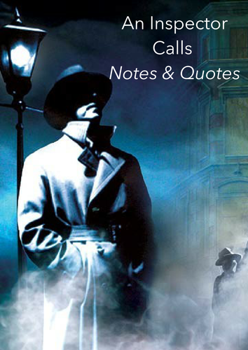 An Inspector Calls Quotes & Notes
