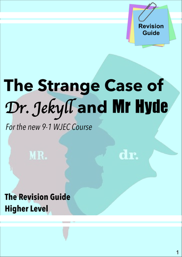 BUNDLE Jekyll and Hyde, Anthology, An Inspector Calls, Macbeth, Unseen Poetry Revision Guides