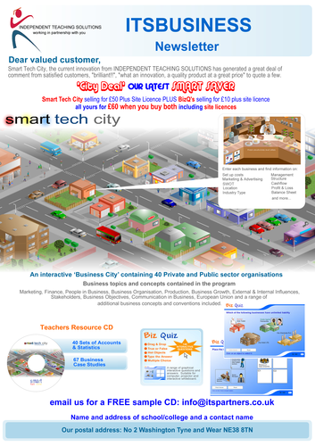 itsbusiness - Smart Tech City