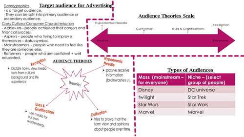 Media - Audience Theories