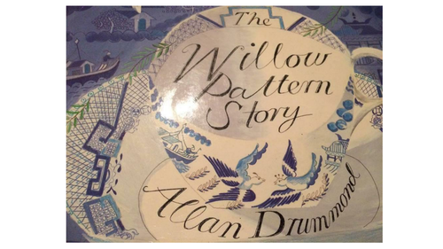 Literacy unit (2 weeks) The Willow Pattern Story-China topic