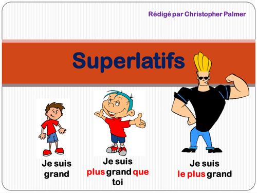 French: Superlatives