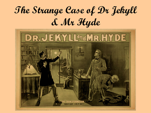 Jekyll & Hyde SOW