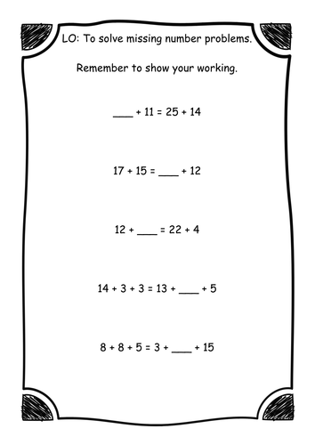 Image Width   Height   Version on missing number worksheets