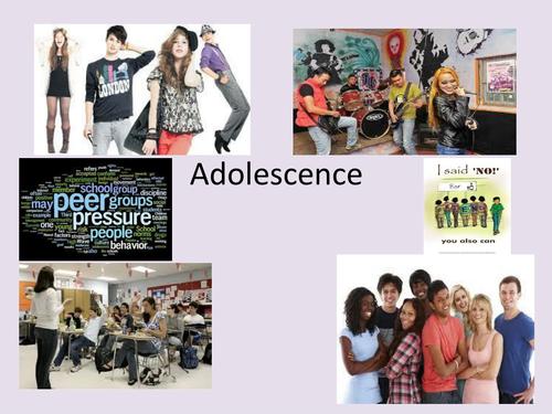 Adolescence - powerpoint