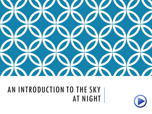 Astronomy GCSE, Introduction to the night sky, Observing constellations, Circumpolar stars