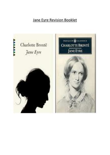 Jane Eyre Revision Booklet