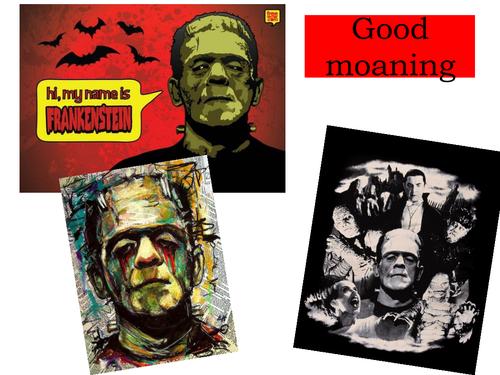Frankenstein KS3 - Gothic SOW