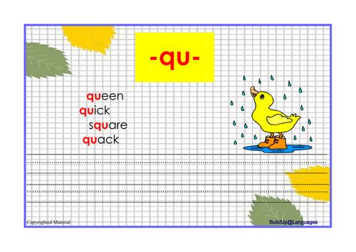-qu- phonics