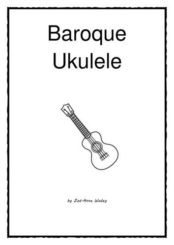 Baroque Ukulele