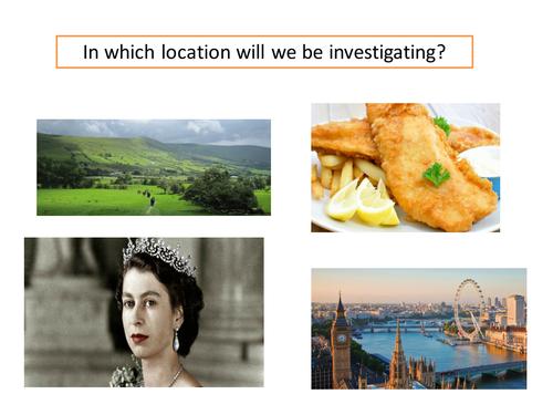 Where in the British Isles?