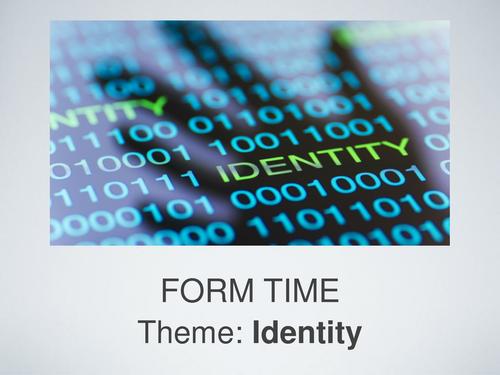 Form assembly Identity 1