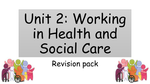 unit 2 ao2 health and social