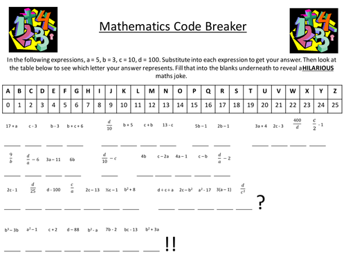Cracker Challenge Ordering Fractions by alutwyche Teaching – Ordering Fraction Worksheets