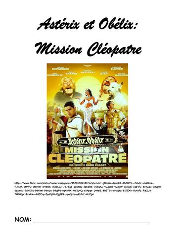 Astérix et Obélix: Mission Cléopatre