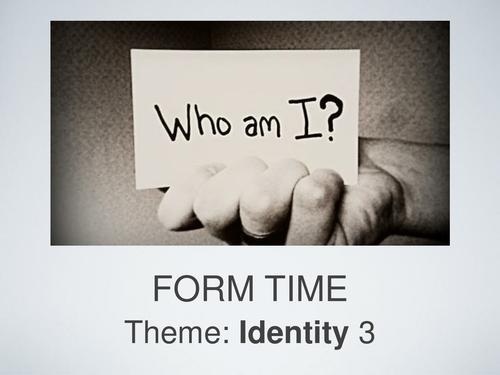 Form Assembly Identity 3