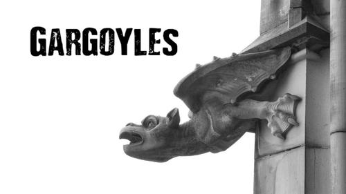 Gargoyles PhotoBank of Images