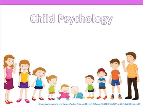 Child Psychology (OCR)