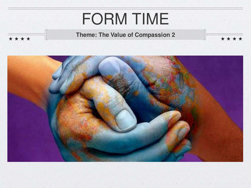 Form assembly Compassion 2