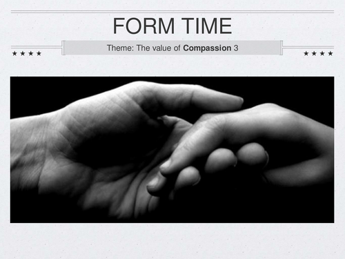 Form assembly Compassion 3