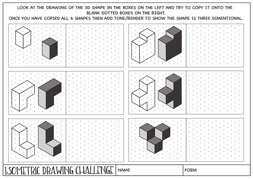 Set of 2 Graphics worksheets