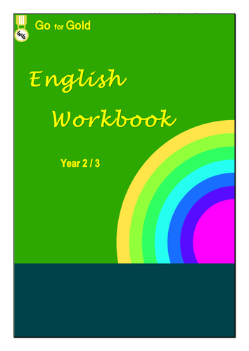 ENGLISH WORKBOOK YEAR 2 & 3 Book 1