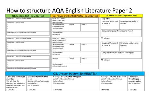 literature paper