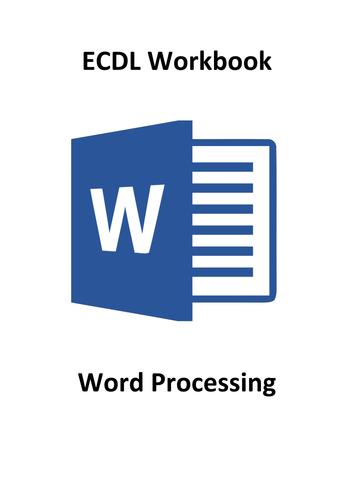 ECDL - Word Processing