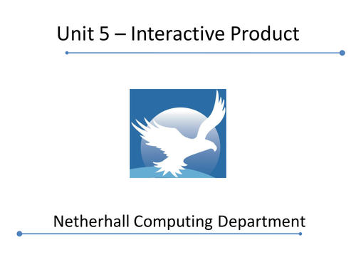 KS3 - Interactive Presentation