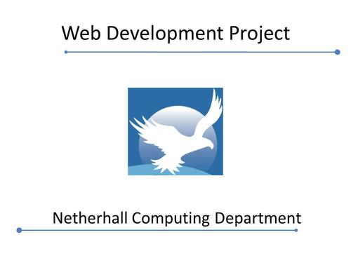 KS3 - Website Development
