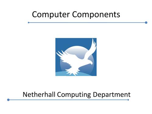 Cambridge Technicals 2016 L3 ICT - Computer Components