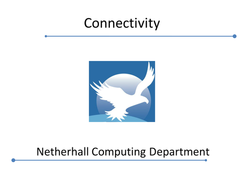 Cambridge Technicals 2016 L3 ICT - Connectivity