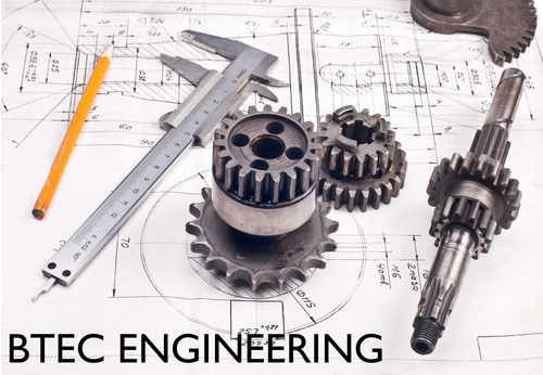 BTEC Level 2 Engineering: Unit 2 Topic D - Quality