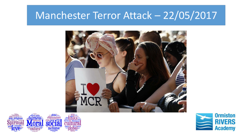 Manchester Terror Attack and Radicalisation - SMSC