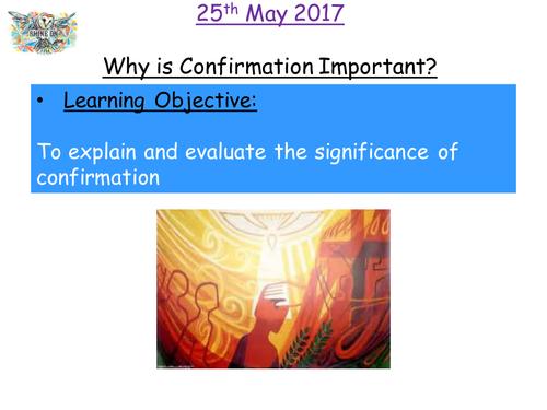 KS3 Confirmation