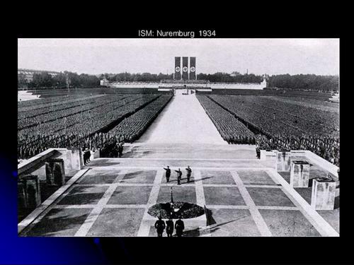 GCSE/ALEVEL: NAZI GERMANY PROPAGANDA POWERPOINT
