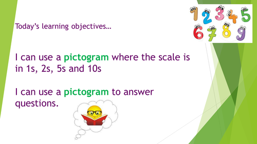 Pictograms Lesson Pack