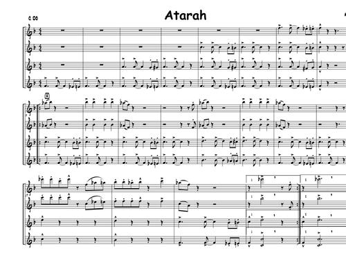 Atarah (Flexible Ensemble Piece)