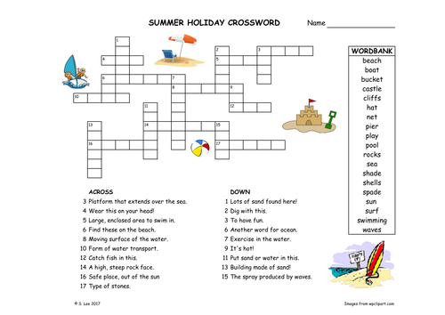 literacy summer holiday worksheets by jamakex teaching resources tes. Black Bedroom Furniture Sets. Home Design Ideas