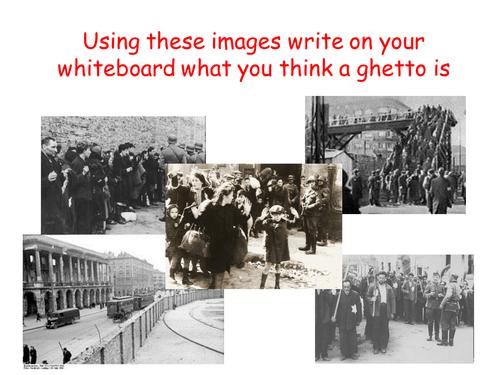 Ghettos in the Holocaust